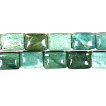 GREEN DRAGON BLOOD RECTANGLE 13X18MM